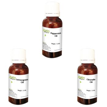3 In 1 Aroma Diffuser Oil Pack