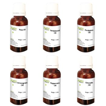 6 In 1 Aroma Diffuser Oil Pack