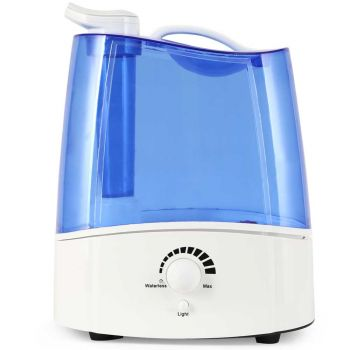 All-Night Ultrasonic Humidifier & Air Purifier – 3.8 Liters