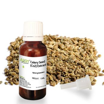 Celery Seed Oil (Co2) Extract
