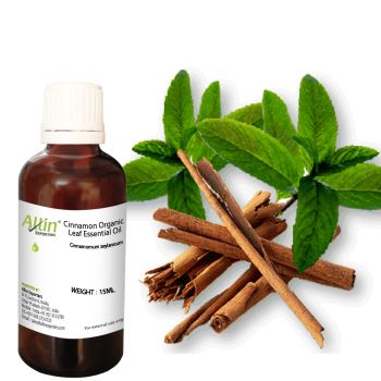 Cinnamon Organic Leaf Essential Oil