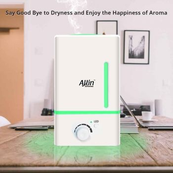 2 in 1 Ultrasonic Aroma Diffuser and Humidifier - 1500 ML