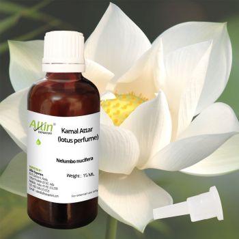 Kamal Attar (lotus perfume)