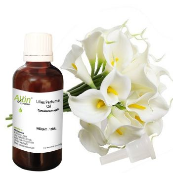 Lilies Perfume Oil