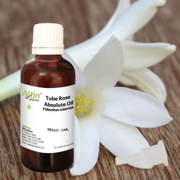 Tube Rose Absolute Oil