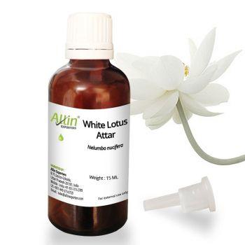 White Lotus Attar