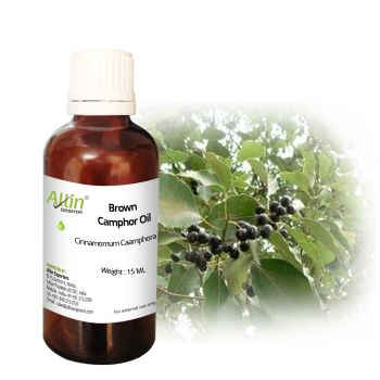 Brown Camphor Oil
