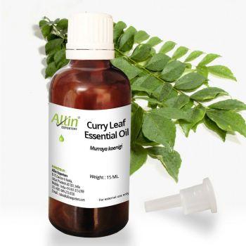 Curry Leaf Essential Oil