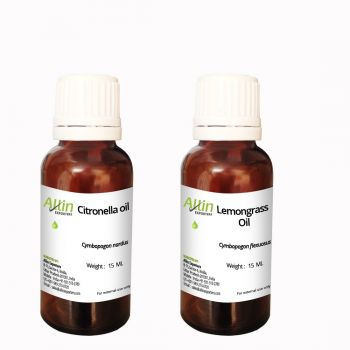 Pack of 2 in 1 Natural Mosquito Repellent Oil