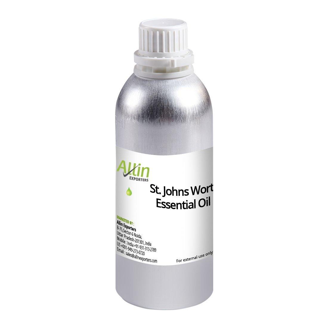 St. Johns Wort Essential Oil: The Skin's Best Friend