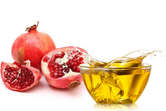 pomegranate oil uses and benefits