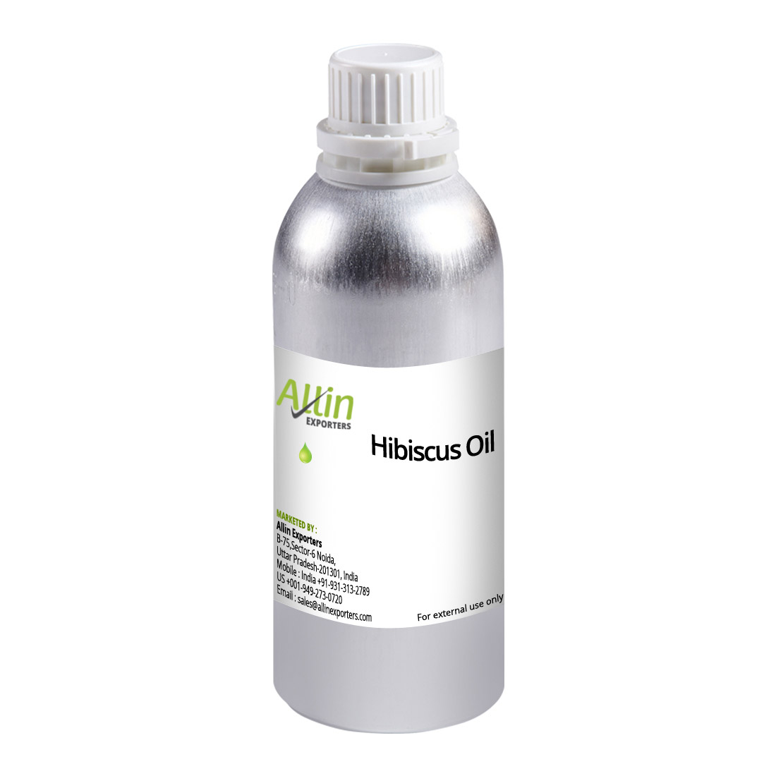 Control Hair Fall by Using Therapeutic Grade Hibiscus Oil