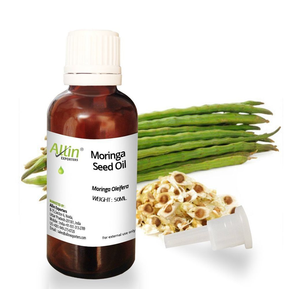 Why Moringa Oil Is Essential To Keep The Skin And Hair In Healthy Condition?