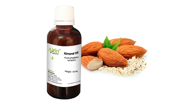 almond oil use benefit